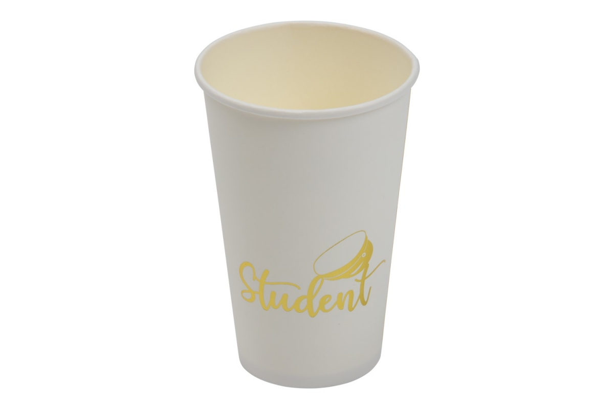 Pappersmugg Student 8-P Stor