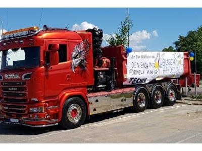 Scania R580LB