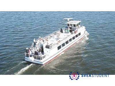 Partybåt 70 personer, avgång kl.11